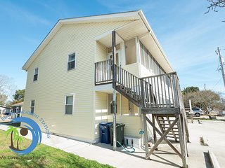 Beach Charm Villa 3! Steps to the Beach! Pet Friendly!