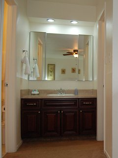 Master's private bathroom