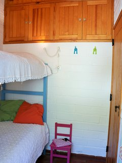 Children bunk bedroom