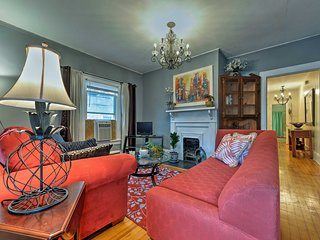 Charming Durham Apt. 10 Mins to Duke & 25 to UNC!