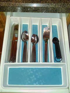 Silverware, and measuring spoons