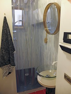 one of our 2 bathrooms
