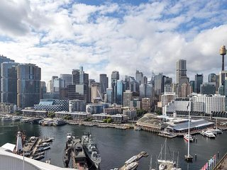 Darling Harbour at your Door! Resort Living Sydney