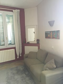 Studio in Toulon, with wonderful city view - 150 m from the beach