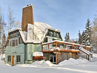 Charming Fairbanks Apartment - 10 Mins to Downtown