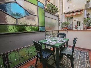 Cosy Ghibellina Terrace