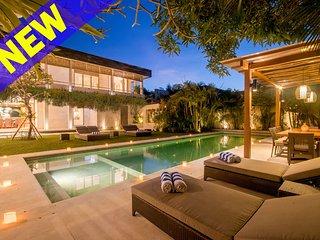 Exclusive Luxury 5 Bedroom Villa, Jimbaran'