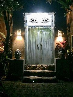 Pranajaya villa gate