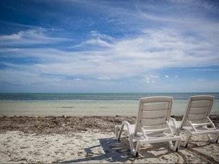 **Winter Promo**  Ocean Front Keys Home with Private Beach - Great for Kite Surf