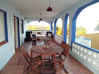 Villa with wonderful mountain view