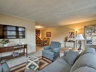 NEW! 2BR St. Paul Apt Near Downtown & Clinch River