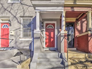 NEW! Upscale 2BR DC Apt in Coveted Shaw District!