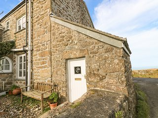 TREVOWHAN HOUSE, woodburning stoves, WiFi, Grade II listed, in St Just, Ref 9387