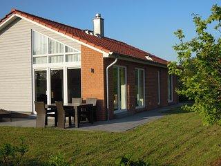 Ferienhaus Marina Hülsen - Kapitänshaus