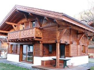 Chalet confortable trois etoiles a Samoens village (Haute Savoie)
