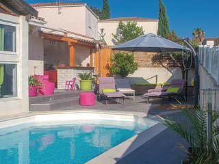 5 bedroom Villa in Saint-Jean-de-Védas, Occitania, France : ref 5576688