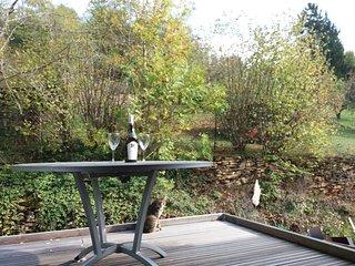 Gite aux Bambous - studio Duplex Arbois