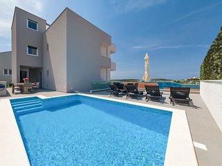 5 bedroom Villa in Rogoznica, Sibensko-Kninska Zupanija, Croatia : ref 5576863