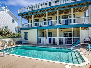Nena's Nook | 1432 ft from the beach | Private Pool, Hot Tub, Dog Friendly