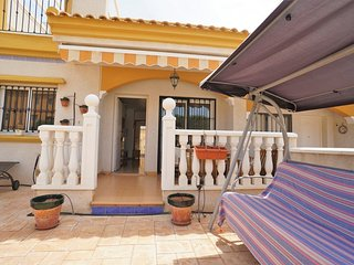 307- 2 bed Villa overlooking pool