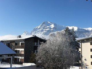 B8, ski apt, sleeps 6, FREE WIFI, secure parking