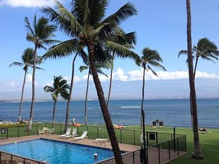 Extraordinary Oceanfront View 2 BR in Maalaea Bay