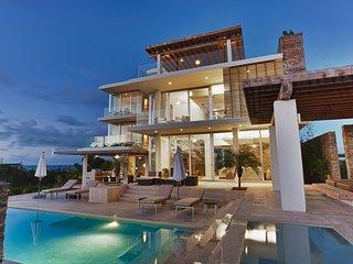 Award Winning Ocean Front Villa Estate