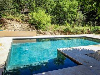 Casa de vacaciones cerca de Vaison-la-Romaine, piscina, se admiten animales