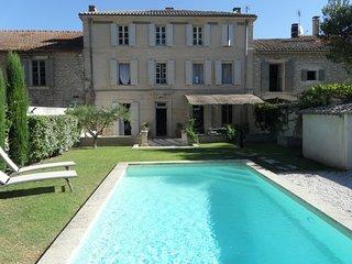 0275 La Verrière, 10P. St-Rémy-de-Provence