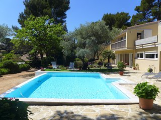 Holiday Villa, Sanary-sur-Mer, 500m to the beach, private pool