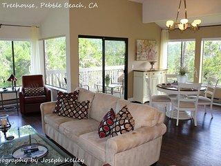 Pebble Beach Tree House - 30 night minimum