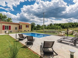 3 bedroom Villa in Semic, Istria, Croatia : ref 5576677