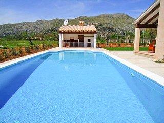 5 bedroom Villa in Port de Pollenca, Balearic Islands, Spain : ref 5576501