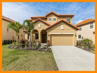 Veranda Palms 1 - 6 bed villa, private pool, game room and near Disney