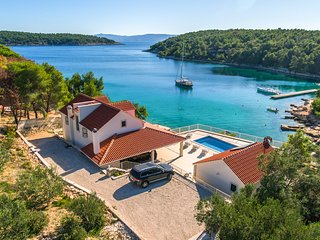 4 bedroom Villa in Osibova, , Croatia : ref 5576864