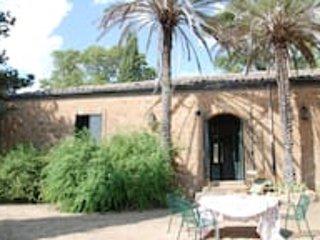 appartamento in casa di campagna d'epoca