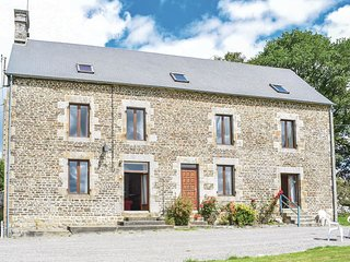 5 bedroom Villa in Saint-Clement-Rancoudray, Normandy, France : ref 5576594