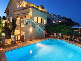 3 bedroom Villa in Alcanada, Balearic Islands, Spain : ref 5576824