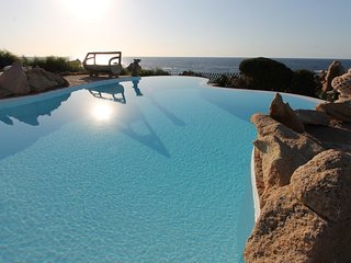 Villa La Perla with private pool and 50 mt. far from the sea