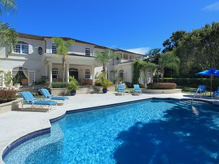 Saramanda, Sandy Lane, St. James, Barbados