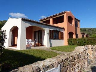 CASA ARCOBALENO 3: new villa in residence in Porto Ottiolu