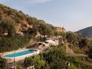 Villa per gruppi con piscina privata