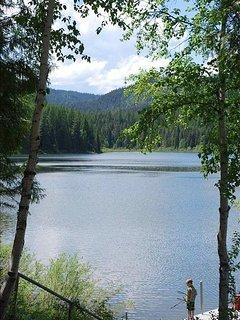 Peaceful Spoon Lake