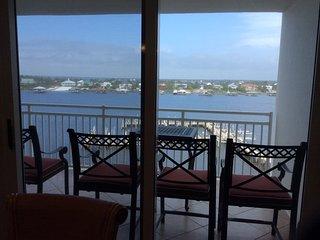 SeaSpray Perdido Key #712 Beautiful 2 Bedroom Riverfront