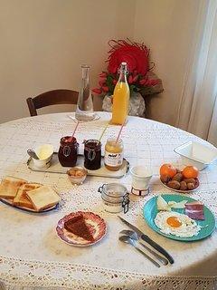 Mes petit-déjeuners