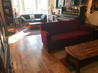 Beautiful Parlor in Brooklyn