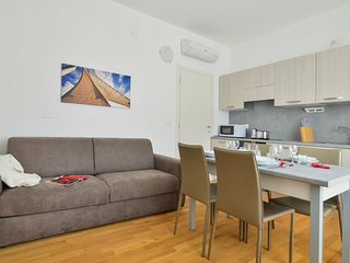 Comfortable one bedroom apartment in Maciachini area