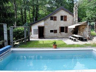 Typical, Romantic Tessiner Cottage