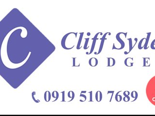 Santa fe Cliff side lodge