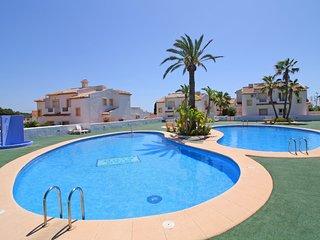 3 bedroom Villa in Calpe, Valencia, Spain : ref 5576591